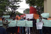 Diduga Fitnah JK, Ratusan Massa Aliansi Bugis Makassar Desak Polisi Tangkap DP