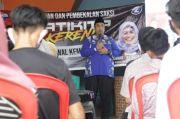 Kampanye Terakhir, Chaidir-Suhartina Ajak Warga Menangkan Maros Keren
