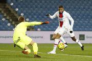 Gol ke-100 Mbappe Warnai Kemenangan PSG di Markas Montpellier