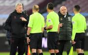 David Moyes : Wasit Rampok Kemenangan West Ham United