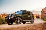 Mercedes-Benz G-Class Menolak Mati, Capai Produksi 400.000 Unit