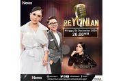 ReYUNIan iNews, Minggu Pukul 20.00: Yuni Shara dan Vina Panduwinata Rilis Single Baru