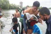 Angkut Puluhan Orang Perahu Pariwisata Terbalik, Balita 3 Tahun Tewas