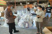 Kunjungi KPU, Kapolres Minsel Norman Cek Kesiapan Pendistribusian Logistik Pilkada