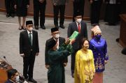 Sekjen PKB Hasanuddin Wahid Dilantik Jadi Anggota DPR