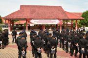 Bantu Pengamanan Pilkada, 350 Personel Brimob Tiba di Kepri