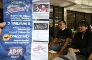 Selebaran Kampanye Hitam Serang Appi-Rahman Jelang Pencoblosan