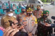 2 SSK Brimob NTB dan Gorontalo Bantu Kawal Pilwalkot Makassar