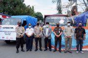 Polres Tana Toraja Gelar Apel Pergeseran Pasukan Pengamanan TPS