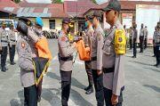 Kerahkan 416 Personel, Polresta Pematangsiantar Jamin Keamanan Warga Memilih di TPS