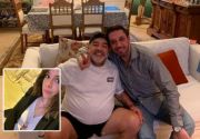Ada Apa Putri Maradona Kecam Pengacara Mendiang Ayahnya Pengecut?