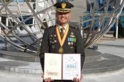 Membanggakan, Perwira TNI Ini Jadi Siswa Terbaik Sekolah Bahasa Korsel