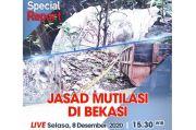 Special Report, Live di iNews dan RCTI+ Selasa Pukul 15.30: Jasad Mutilasi di Bekasi