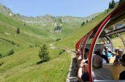 Jalur Kereta di Swiss yang Menakjubkan, Panjangnya 5 Ribu Kilometer!