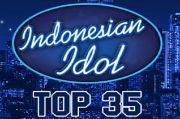 Kontestan Top 35 Indonesian Idol SS Sajikan Penampilan Terbaik