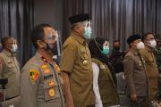 Gubernur Aceh Ajak Relawan Covid-19 Bangun Koordinasi Hingga ke Pelosok Desa
