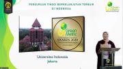 UI GreenMetric Nobatkan 14 PT Dunia-Indonesia Berpredikat Kampus Hijau