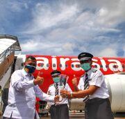 Setahun Tak Layani Penerbangan Domestik, AirAsia Kembali Buka Rute Bandung-Denpasar