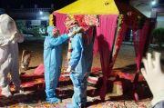 Pengantin Wanita Positif Covid-19, Pasangan India Menikah Pakai APD