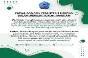 Tegas, Fatwa Ponpes Lirboyo Kediri: Tokoh Melenceng Dari Syariat, Tinggalkan!