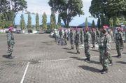 100 Prajurit Lantamal VI Siap Diterjunkan Amakan Pilwalkot Makassar