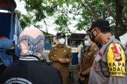 Pantau Persiapan Pilkada, Pj Wali Kota Ingatkan Protokol Kesehatan