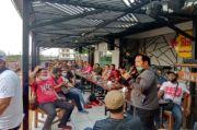 Ajak Masyarakat ke TPS, Pospera Siap Awasi Politik Uang di Pilkada Medan