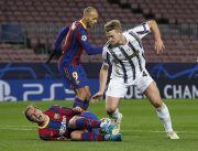 Dihajar Juventus, Griezmann: Sikap Pemain Barcelona Buruk