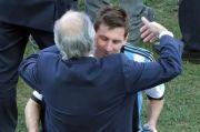Mantan Pelatih Meninggal Dunia, Lionel Messi Ucapkan Terima Kasih