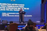 TNI AD Waspadai Ancaman Serangan Penyalahgunaan Teknologi Digital