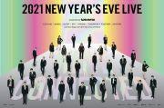 Big Hit Umumkan Line-up Terakhir 2021 New Years Eve Live