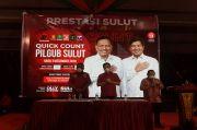 Unggul Versi Quick Count, Olly-Steven Deklarasikan Kemenangan Pilkada Sulut 2020