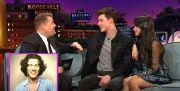 Tonton Reaksi Shawn Mendes soal Video Bohongnya tentang Camila pada Acara James Corden 2015, dan Video Musik Terbaru Mereka