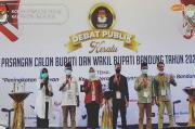 Tak Punya Hak Pilih, 3 Calon Kepala Daerah Kabupaten Bandung Absen Nyoblos