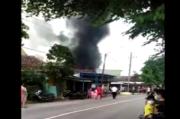 3 Rumah Terbakar, Petugas TPS Hentikan Proses Pilkada Selama 1 Jam