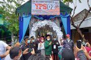 Hasil Coblosan di TPS Cabup Gresik: Qosim Tumbang, Yani Menang Telak
