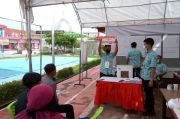 826 Warga Binaan di Rutan dan Lapas Makassar Ikut Memilih Wali Kota