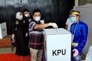 Nyoblos di TPS 09, Hatta Rahman Harap Maros Dapat Pemimpin Baik