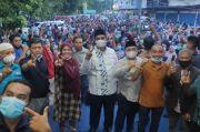 Chaidir Syam-Suhartina Ajak Paslon Lain Bangun Maros