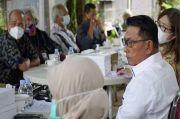 Moeldoko Temui Keluarga Korban Dugaan Pelanggaran HAM Masa Lalu