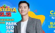 Serbu Harbolnas 12 Desember Bareng Park Seo Jun
