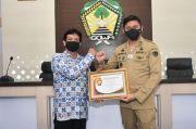 Terima Penghargaan dari BKKBN Pusat, Bupati Gowa: Ini Penyemangat