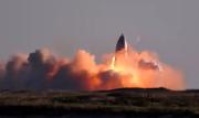 Elon Musk Ngetwit Mars Kami Datang!, Roket Starship SpaceX Tiba-Tiba Meledak