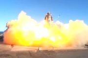 Roket SpaceX Meledak saat Uji Coba, Ini Penjelasan Elon Musk