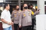 Pasca Pencoblosan, Polresta Mataram Pertebal Pengamanan Kotak Suara di PPK