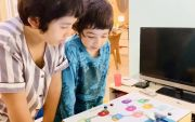UI Kenalkan Perubahan Iklim pada Siswa SD Melalui Papan Permainan