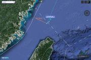 Di Tengah Ketegangan, Pesawat Mata-mata AS Terobos ADIZ China