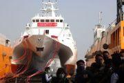 Tangkal Manuver China, Taiwan Kerahkan Kapal Penjaga Pantai Baru