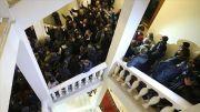 Demonstran Armenia Serbu Gedung Pemerintah, Desak PM Mundur