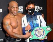 Jiwa Malaikat Mike Tyson Beri Putri Tim Witherspoon Uang Rp38 Juta
